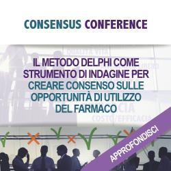 Scopri il progetto CONSENSUS DELPHI